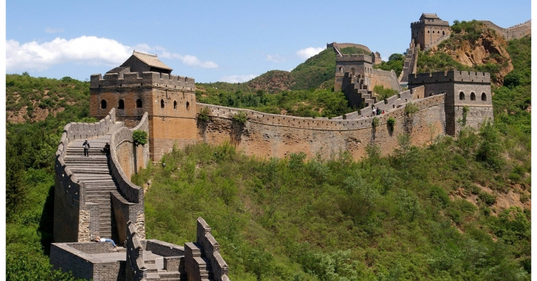 تاریخچه دیوار چین