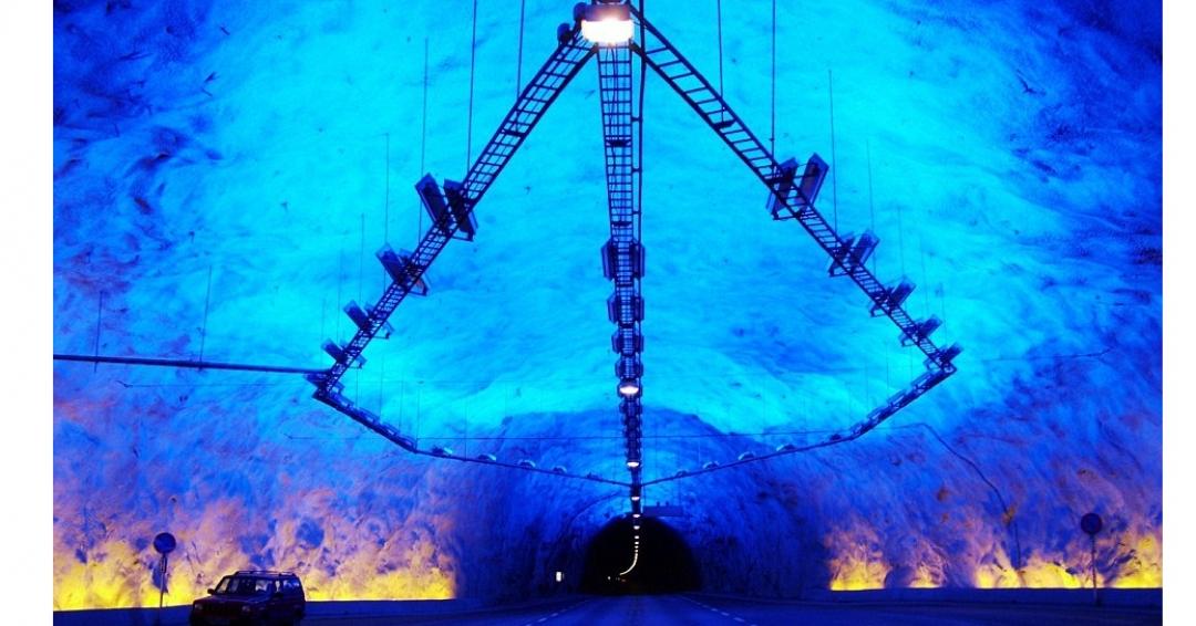 عجیب ترین تونل های دنیا