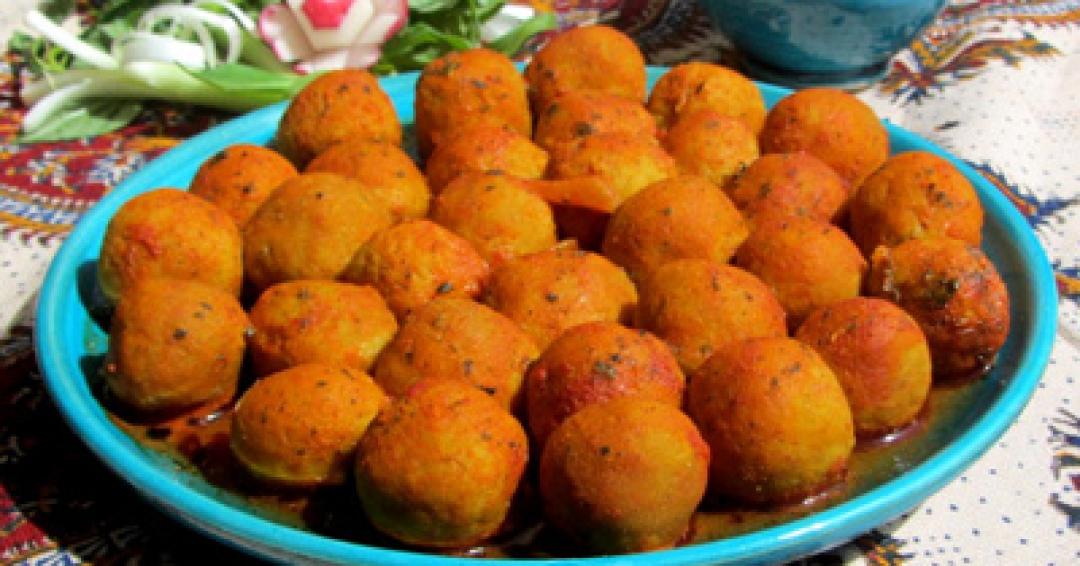 غذاهای سنتی اصفهان