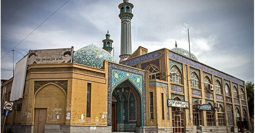 تاریخچه مسجد جامع خرمشهر