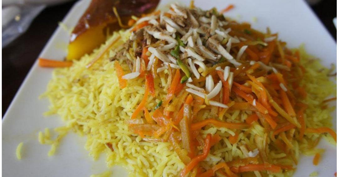 غذاهای سنتی قزوین