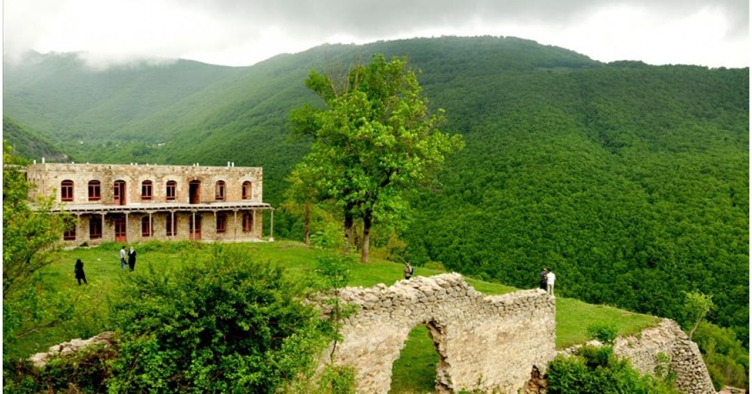 جنگل ارسباران آذربایجان شرقی