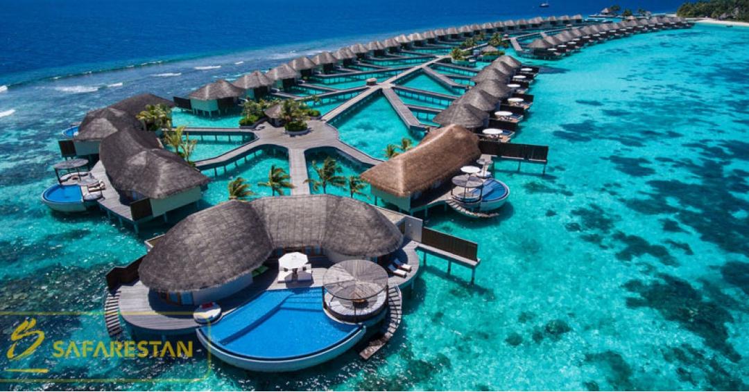 جاذبه های گردشگری جزیره زیبا مالدیو